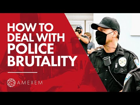 How to deal with police brutality: Justice In America (3 of 4)