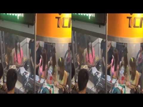 20130927 Popu Lady ICRT The Jam @ATT4FUN OPEN STUDIO《LIVE》 3D Ver.