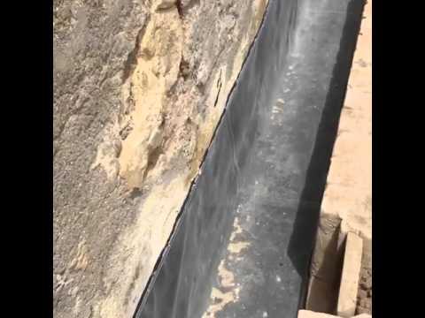 Impermeabilización epdm acequia de riego en Valencia