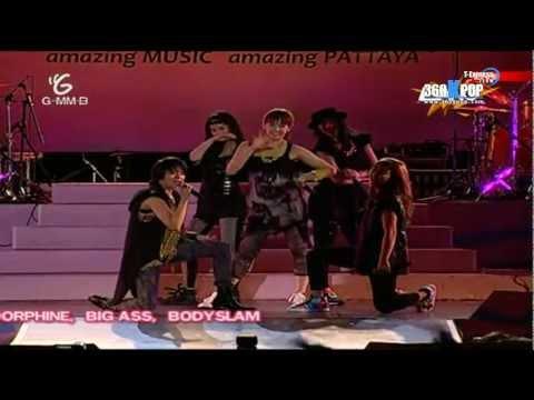 [Vietsub][Perf] f(x) cut @Pattaya International Music Festival 2010 {T-Express Team}[360kpop]
