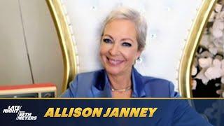 Allison Janney Must Wear a COVID-19 Tracker on the Mom Set