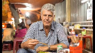 The Life of Anthony Bourdain, a Rebel in the Kitchen   NYT News