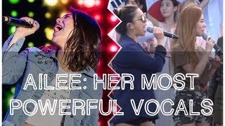 Ailee's (에일리) Most Powerful Vocals: Leaving other idols and audiences SHOOK!