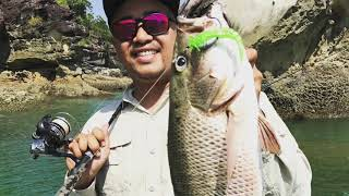 HEAVY COVER GAME FISHING BY PASAOK ANGLERS