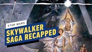The Star Wars Saga Timeline in Chronological Order