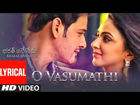 bharath anu nenu video songs