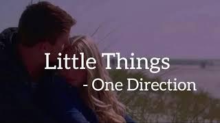 [和訳]Little Things/ One Direction