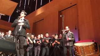 Hallelujah - Avi Kaplan & High School Honor Choir