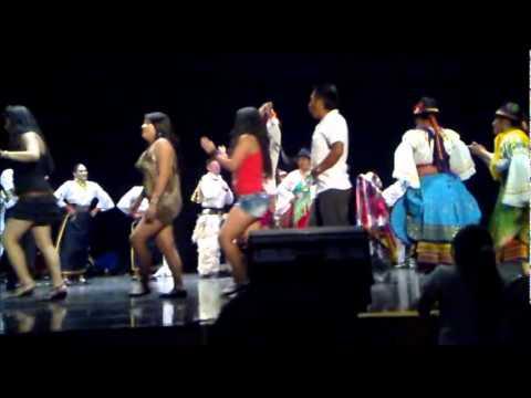 SAN PEDRO DE CAYAMBE (grupo de danza y musica) Madrid