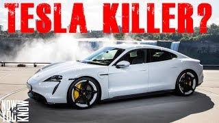 Is Taycan the 'Tesla Killer'?   In Depth