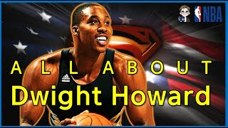 [Dwight Howard] Best Center that Tore the NBA Apart With His Shoulders Alone