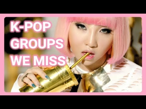 K-POP GROUPS WE MISS • K-POP SONGS OF THE WEEK #20