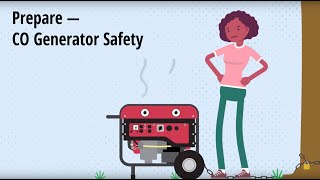 Prepare — CO Generator Safety