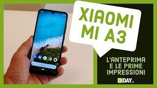 Anteprima Xiaomi Mi A3. Chi offre di più?