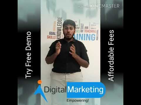 Free Digital Marketing Course For Distinction Candidates