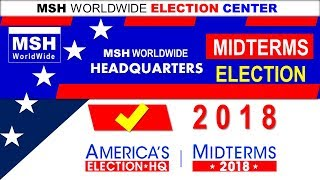 FOX News America's Election HQ 2018: Projections #Midterms2018 (Hightlist).