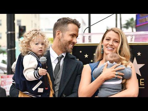 Ryan Reynolds - Hollywood Walk of Fame Ceremony