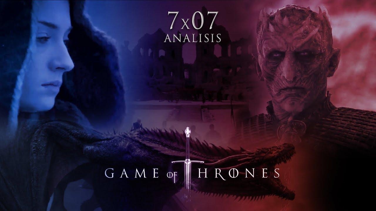 ver el video 7x07 El Dragón y el Lobo