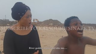 "SHOWBOY Takes KALSOUME To ""MAAME WATER""😂😂😂(Kalsoume Sinare Funny Movie Clip)"