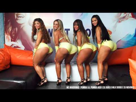 Baixar Mc Magrinho - Pumba La Pumba 3 ' HD ' { Dj João o Mlk Doido e Dj Novinho }
