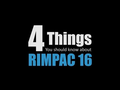 RIMPAC | 4 Things you should know