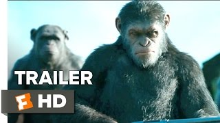 War for the Planet of the Apes 2017 Movie Trailer