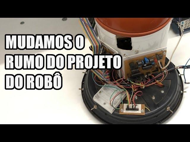 MUDAMOS O RUMO DO PROJETO | Usina Robots US-3 #012