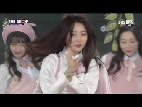 [1080p] 170228 Dreamcatcher (드림캐쳐) - Into the New World (Special Stage @ SBS The Show)