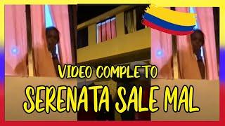 HOMBRE ENCUENTRA A SU NOVIA CON OTRO AL LLEVARLE SERENATA (VIDEO COMPLETO) josue tv