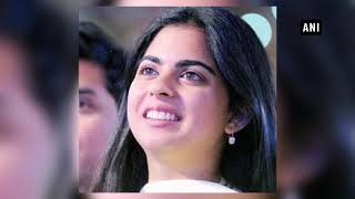 Isha Ambani, Anand Piramal's engagement bash kicks off in ..
