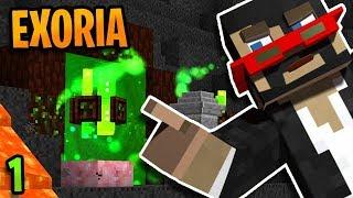 Minecraft: Exoria Survival Ep. 1