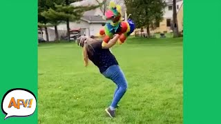 WOW! The Piñata FOUGHT BACK! 😂 | Funny Fails | AFV 2020