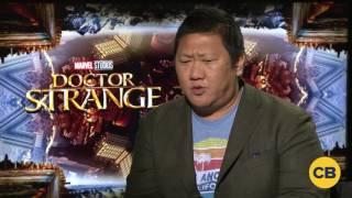 Benedict Wong Talks Doctor Strange