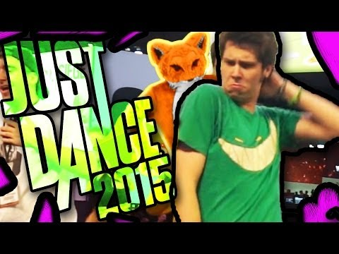 LOS DIOSES DEL BAILE 2 - What Does The Fox Say | Just Dance 2015