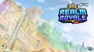 Геймплей онлайн игры Realm Royale (Full HD, Ultra Graphics)