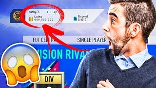 this secret method makes you 100k/coins per day on FIFA 19...