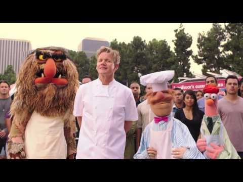 Food Fight! (Extended Version)   with The Swedish Chef   Muppisode   The Muppets
