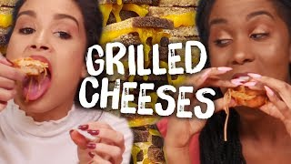 5 MOUTHWATERING Grilled Cheese Sandwiches (Cheat Day)