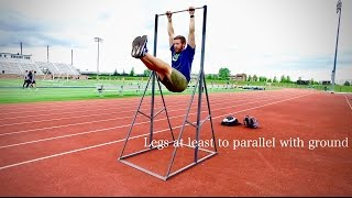 Exercises to Pole Vault High