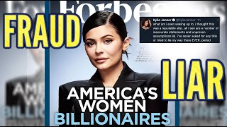 Kylie Jenner RESPONDS to Claims She LIED about BILLIONAIRE STATUS
