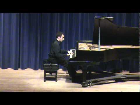 Rossini/Liszt: William Tell overture