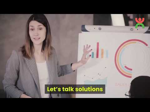 Calibre Consulting - Let's talk solution