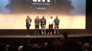 THE GIRL WITH ALL THE GIFTS (UK; 2016) Q&A with director Colm McCarthy, author Mike Carey TIFF 2016