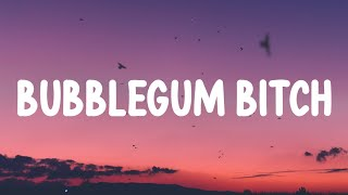 Marina - Bubblegum Bitch (Lyrics)