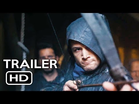 Robin Hood Official Trailer #1 (2018)