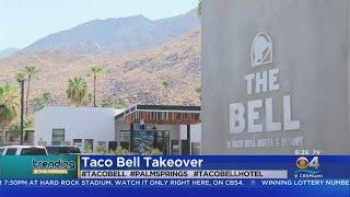 Trending - Taco Bell Hotel