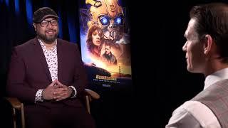 John Cena Interview: Bumblebee