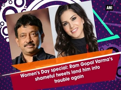 RGV lands in trouble for tweets on women