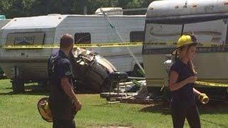 2 dead after F-16, Cessna collide over South Carolina