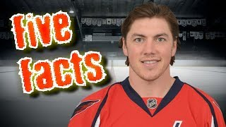 TJ Oshie/5 Facts You Never Knew